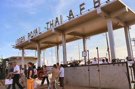 Udorn Royal Thai Air Force Base World Heritage Encyclopedia